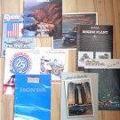 Honda promo publications