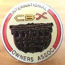 Honda CBX1000 pin ICOA round