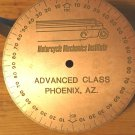 MMI engine tuning degree wheel