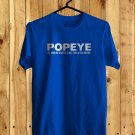Logo of Popeye Movie on 2017 many Colour tee by Complexart