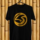 Leftover Salmons Band Logo Black Tee's  Front Side by Complexart c1