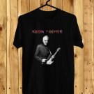 Robin Trower for World Tour  Black Tee's  Front Side by Complexart