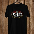 The Zombies Odessey&Oracle Black Tee's Front Side by Complexart c2