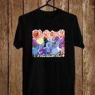 The Zombies Odessey&Oracle Black Tee's Front Side by Complexart c3