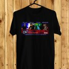 G4 Experience with Joe Satriani 2017 Black Tee's Front Side by Complexart c2