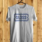 SLOSS Festival June 2017 White Tee's Front Side by Complexart