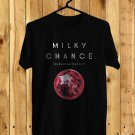 Milky Chance Blossom World Tour 2017 Black Tee's Front Side by Complexart