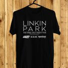 Linkin Park One More Light Tour 2017 Black Tee's Front Side by Complexart
