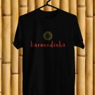 Karoondinha Festival logo Black Tee's Front Side by Complexart z1