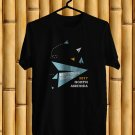 Ben Folds Paper Air Plane Request 2017 Black Tee's Front Side by Complexart Z1