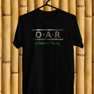 O.A.R The Stoaries 2017 Black Tee's Front Side by Complexart z1