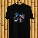 RIP Chester Bennington Linkin Park Vocalis Black Tee's Front Side by Complexart z1