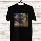 Telluride Jazz Music Festival Logo Black Tee's Front Side by Complexart z2