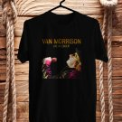 Van Morrison World Live 2017 Black Tee's Front Side by Complexart z2