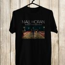 Niall Horan for Flicker Session Tour 2017 Black Tee's Front Side by Complexart z1