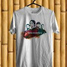 The Cranberries Something Else Tour 2017 White Tee's Front Side by Complexart z1