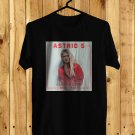 Astrid S Party's Over Tour 2017 Black Tee's Front Side by Complexart z1