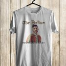 Jon Bellion The Human Condition Tour 2017 White Tee's Front Side by Complexart