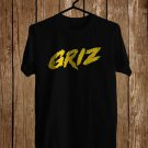 Grizz Logo Black Tee's Front Side by Complexart