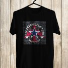 The Psychedelic Furs the Singles Tour 2017 Black Tee's Front Side by Complexart z1