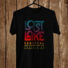 Lost Lake Music Festival on Oct 2017 Black Tee's Front Side by Complexart z1