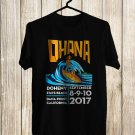 Ohana Music Festival on Sept 2017 Black Tee's Front Side by Complexart
