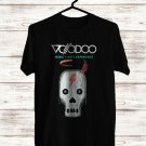 Voodoo Music fest 2017 Black Tee's Front Side by Complexart