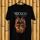 Voodoo Music Fest 2017 Black Tee's Front Side by Complexart z4
