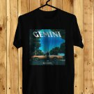 Macklemore Gemini US 2017 Black Tee's Front Side by Complexart Z1
