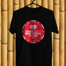 I Heart Radio Music Fest Logo 2017 Black Tee's Front Side by Complexart z1