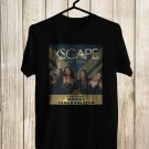 Xscape The great Xscape Tour 2017 Black Tee's Front Side by Complexart z1
