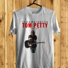 In Memorabilia of Tom Petty 1950-2017 White Tee's Front Side by Complexart