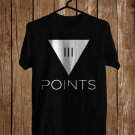 III Point Music fest Logo 2017 Black Tee's Front Side by Complexart z1