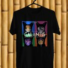 Galantis The Aviary Tour Logo 2017 Black Tee's Just Front Side by Complexart z4