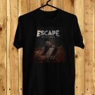 Escape Psycho Circus Logo 2017 Black Tee's Front Side by Complexart z2