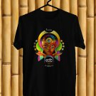 EDC Orlando Music Fest Logo 2017 Black Tee's Front Side by Complexart z1