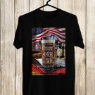 American Tributte To german Style Logo 2017 Black Tee's Front Side by Complexart z1