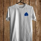 The National Tour 2017 White Tee's Chest Front Side by Complexart
