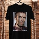Liam Gallagher World Tour 2017 Black Tee's Front Side by Complexart z1