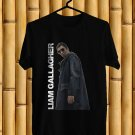 Liam Gallagher World Tour 2017 Black Tee's Front Side by Complexart z3
