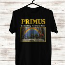 Primus Ambushing The Storm Tour 2017 Black Tee's Front Side by Complexart