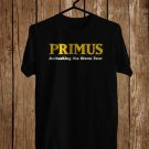 Primus Ambushing The Storm Tour 2017 Black Tee's Front Side by Complexart z2