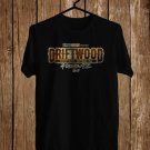 Driftwood Country Festival Nov 2017 Black Tee's Front Side by Complexart