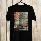 Big Head Todd and The Monsters Winter Tour 2017 Black Tee's Front Side by Complexart z1