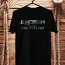Excision feat The Paradox Tour 2018 Black Tee's Front Side by Complexart z1