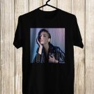 Dua Lipa Self Titled Tour 2017 Black Tee's Front Side by Complexart