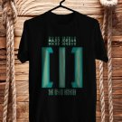 Majid Jordan The Space Between Tour 2018 Black Tee's Front Side by Complexart z2
