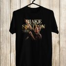 Blake Shelton Country Music Freaks Tour 2018 Black Tee's Front Side by Complexart z1