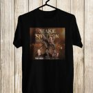 Blake Shelton Country Music Freaks Tour 2018 Black Tee's Front Side by Complexart z2