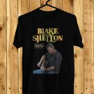 Blake Shelton Country Music Freaks Tour 2018 Black Tee's Front Side by Complexart z4